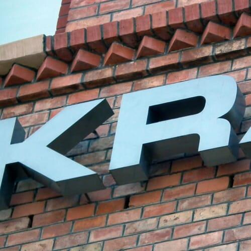 Litery przestrzenne zewnętrzne PK2