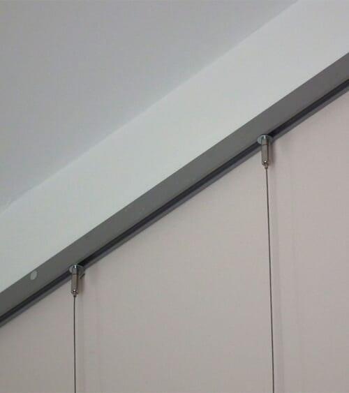 Tablice wiszące aluminiowe 8