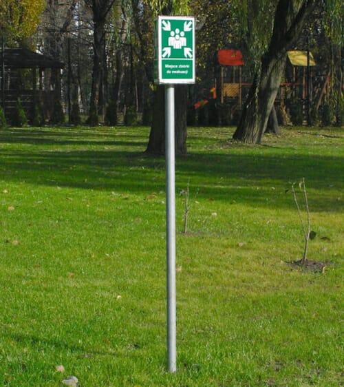 Tabliczki parkingowe 3
