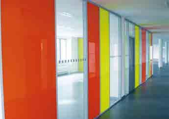 Oznakowanie i wyposażenie wybudowanych pomieszczeń 1