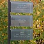 Oznakowanie muzeów
